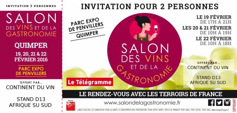 Actualit s de terroirs d ailleurs terroirs d 39 ailleurs for Salon du vin champerret