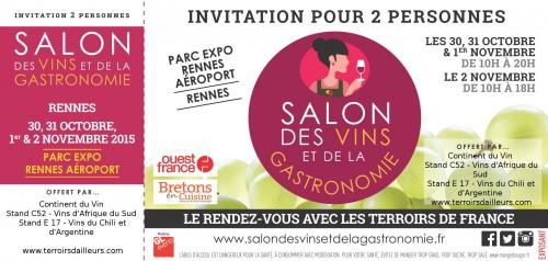 Vins du Monde - Rennes