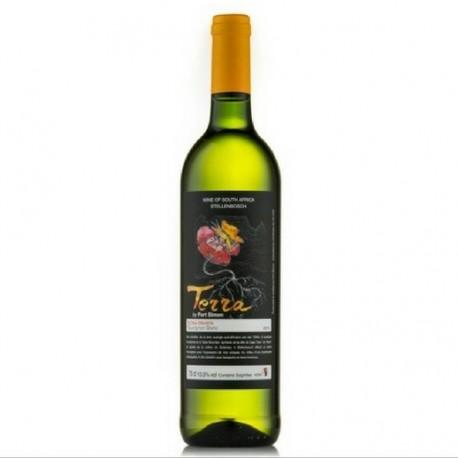 Vin Sud Africain - TERRA by Fort Simon- Sauvignon blanc- 2015