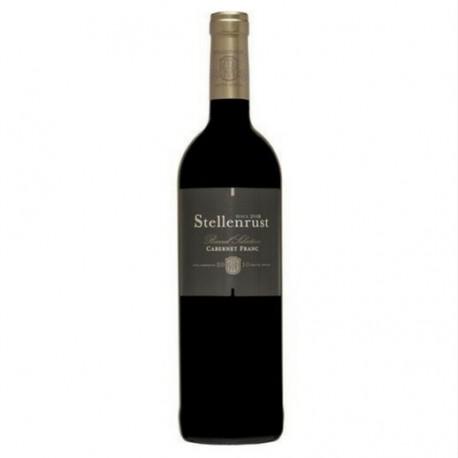 Vin d'Afrique du Sud - STELLENRUST - Cabernet Franc - 2013