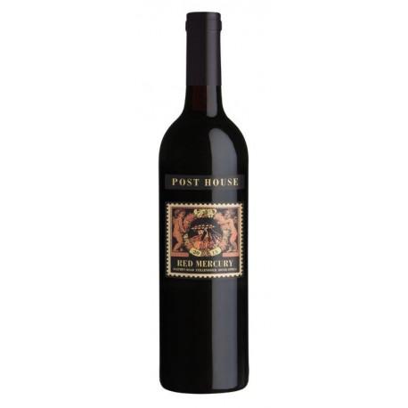 Vin d'Afrique du Sud - POST HOUSE - Red Mercury - 2015